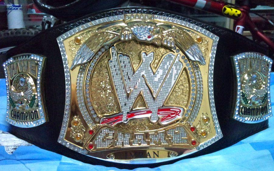 WWE CHAMPIONSHIP by imranbecks on DeviantArt
