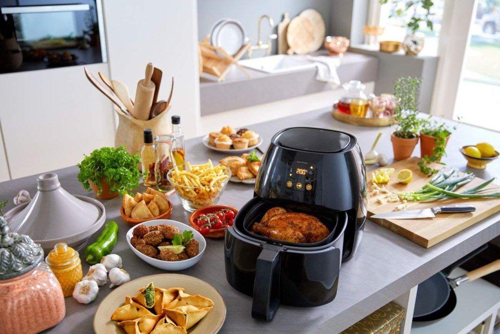 Air Fryer Cooking Charts Air fryer recipes, Food recipes