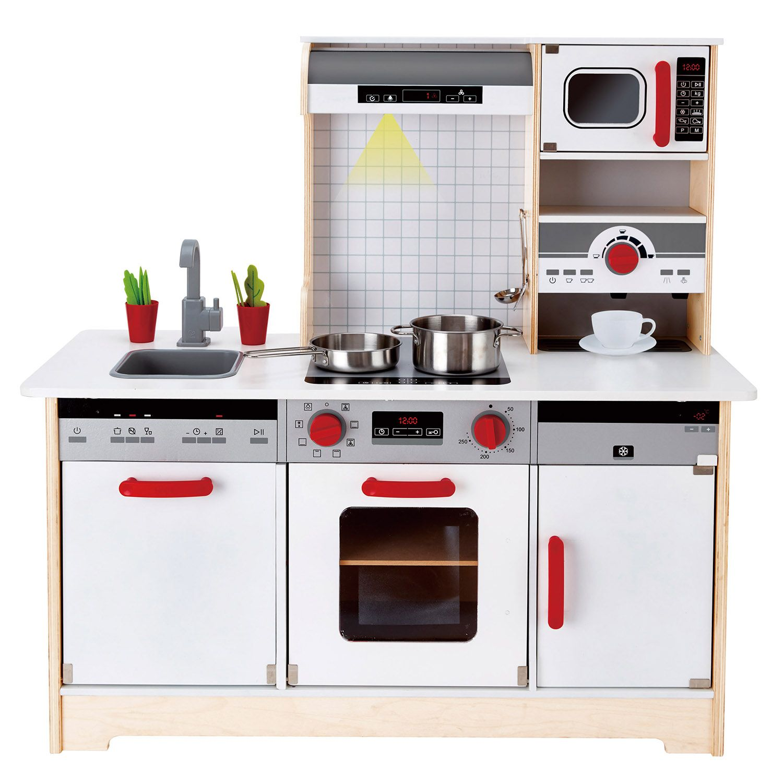 All-in-1 Kitchen | E3145 | Hape Toys | Olive\'s wish list | Pinterest ...