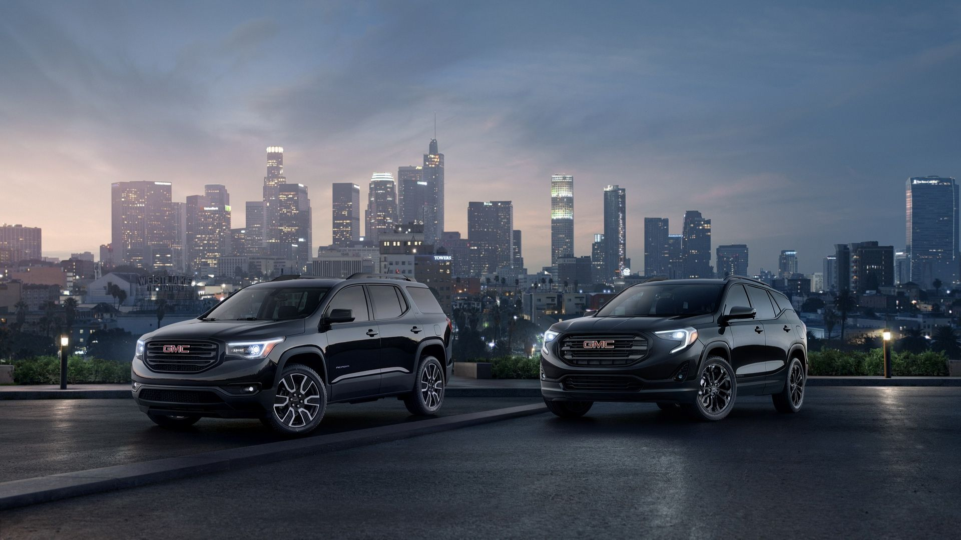 Gmc Launches 2019 Terrain And Acadia Black Edition Models Suvs