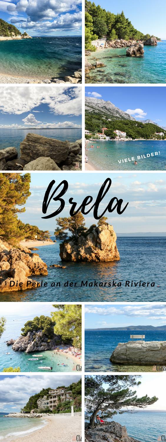 TRAVEL Strandurlaub in Brela die Perle an der Makarska