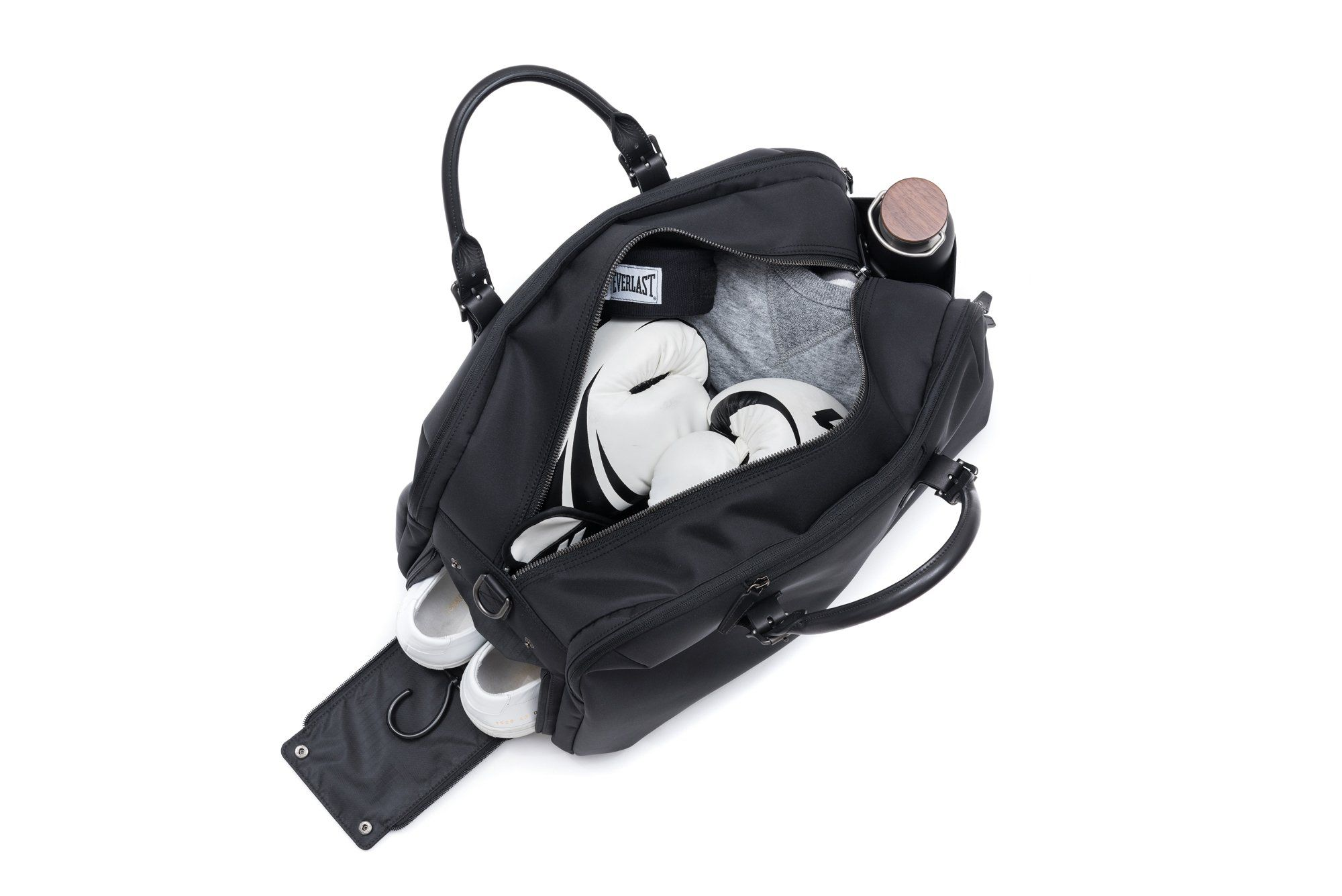 The Regimen Gym Bag - Black  dd774a174cfd1