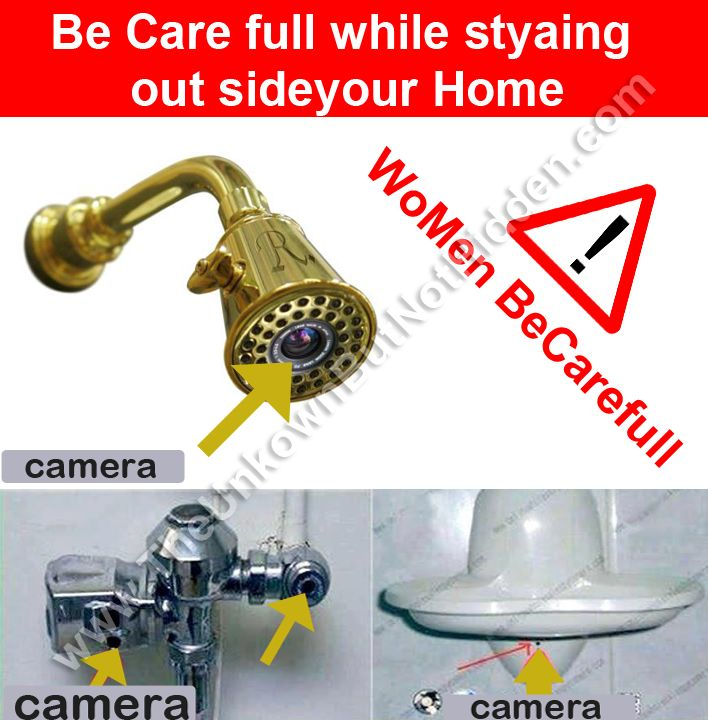 How To Detect Hidden Cam In Bathrooms The Unknown But Not