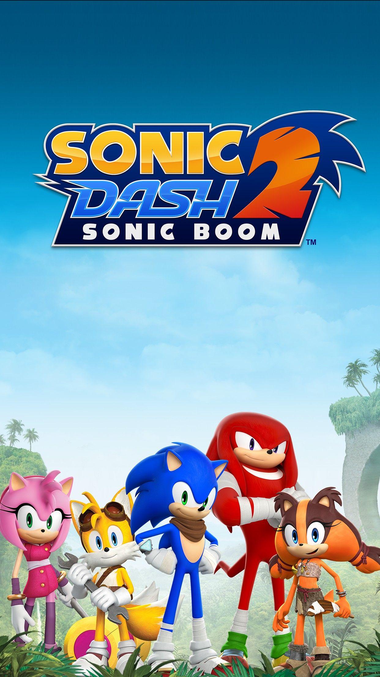 Sonic Dash 2 Screenshots Sega Zeigt Einige Bilder Zum Bald Erscheinenden Sonic Dash 2 Sonic Dash Sonic Sonic Boom