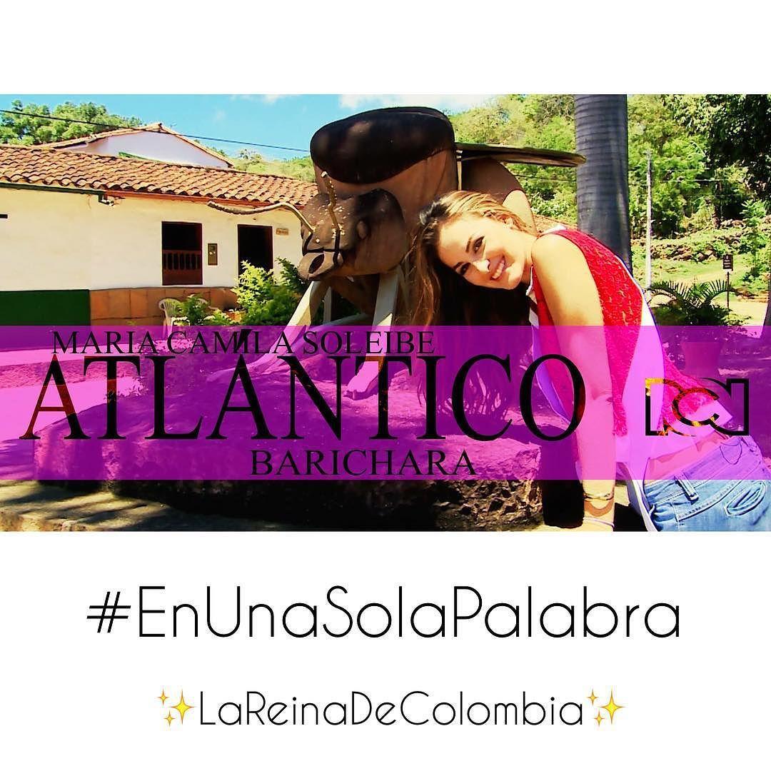 Descríbela  #EnUnaSolaPalabra  #SrtaAtlantico  @mariacamilasoleibe  #ReinadoColombia #CandidatasCNB #Cartagena #Colombia #ReinasRCN #ConcursoNacionalDeBelleza #CNB2015 #Reinado #LaReinaDeColombia  by lareinadecolombia