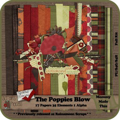 The Poppies Blow - PU/S4O/S4H  $4.99