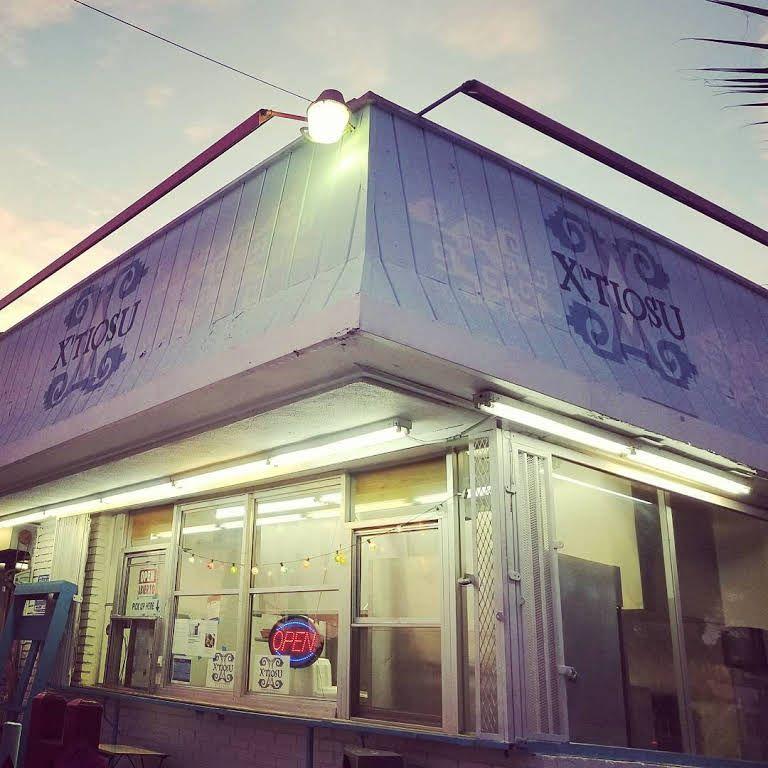 X Tiosu Kitchen Fast Food Restaurant In Los Angeles Fast Food Restaurant Restaurant Fast Food