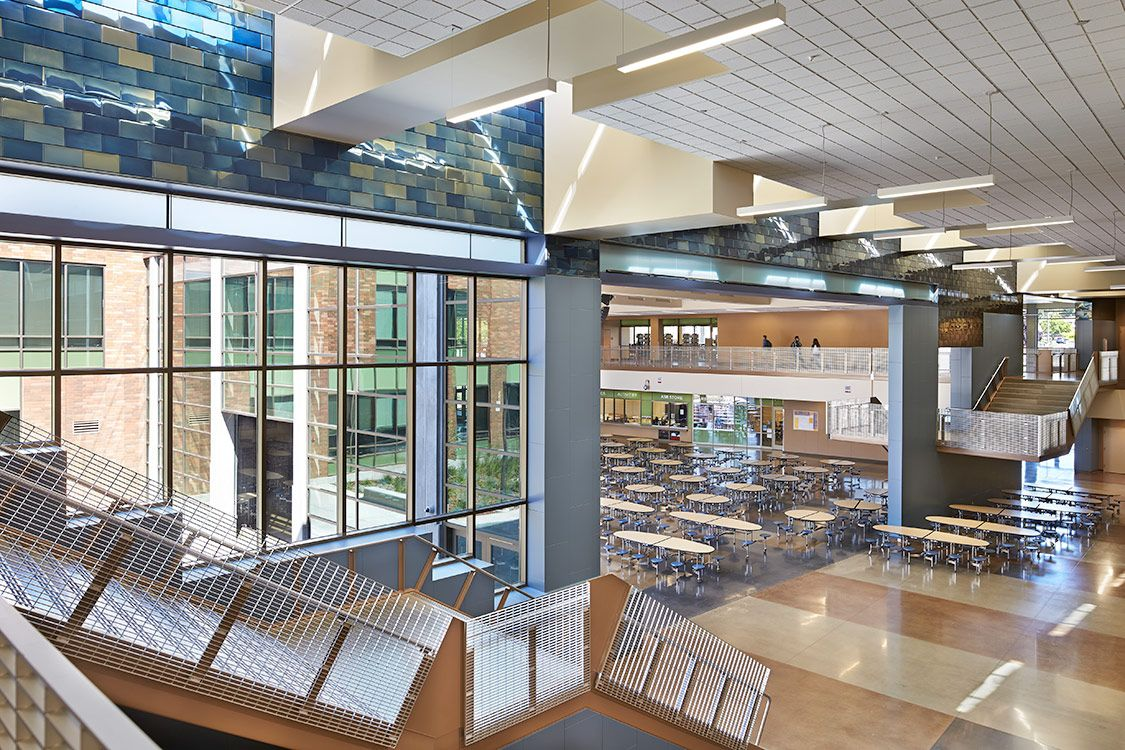 Eisenhower High School, Yakima Public Schools, Yakima, Washington   NAC| Architecture: