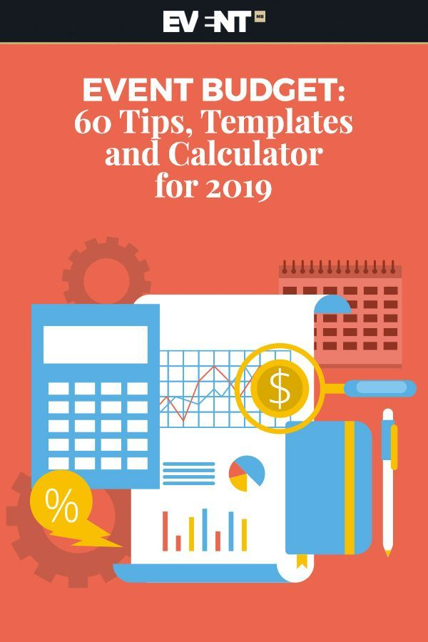 Event Budget 60 Tips, Templates and Calculator for 2019 - how to make a budget plan spreadsheet