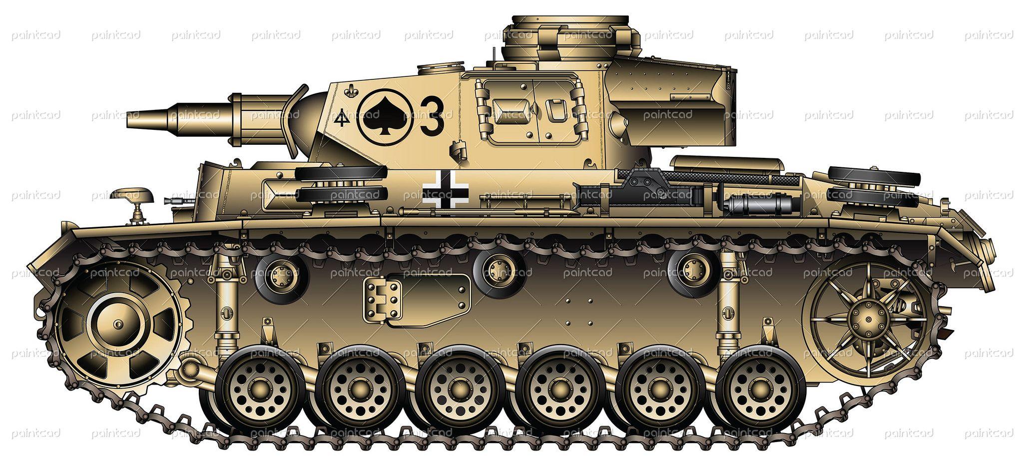 Pin on Panzer 111 tanks