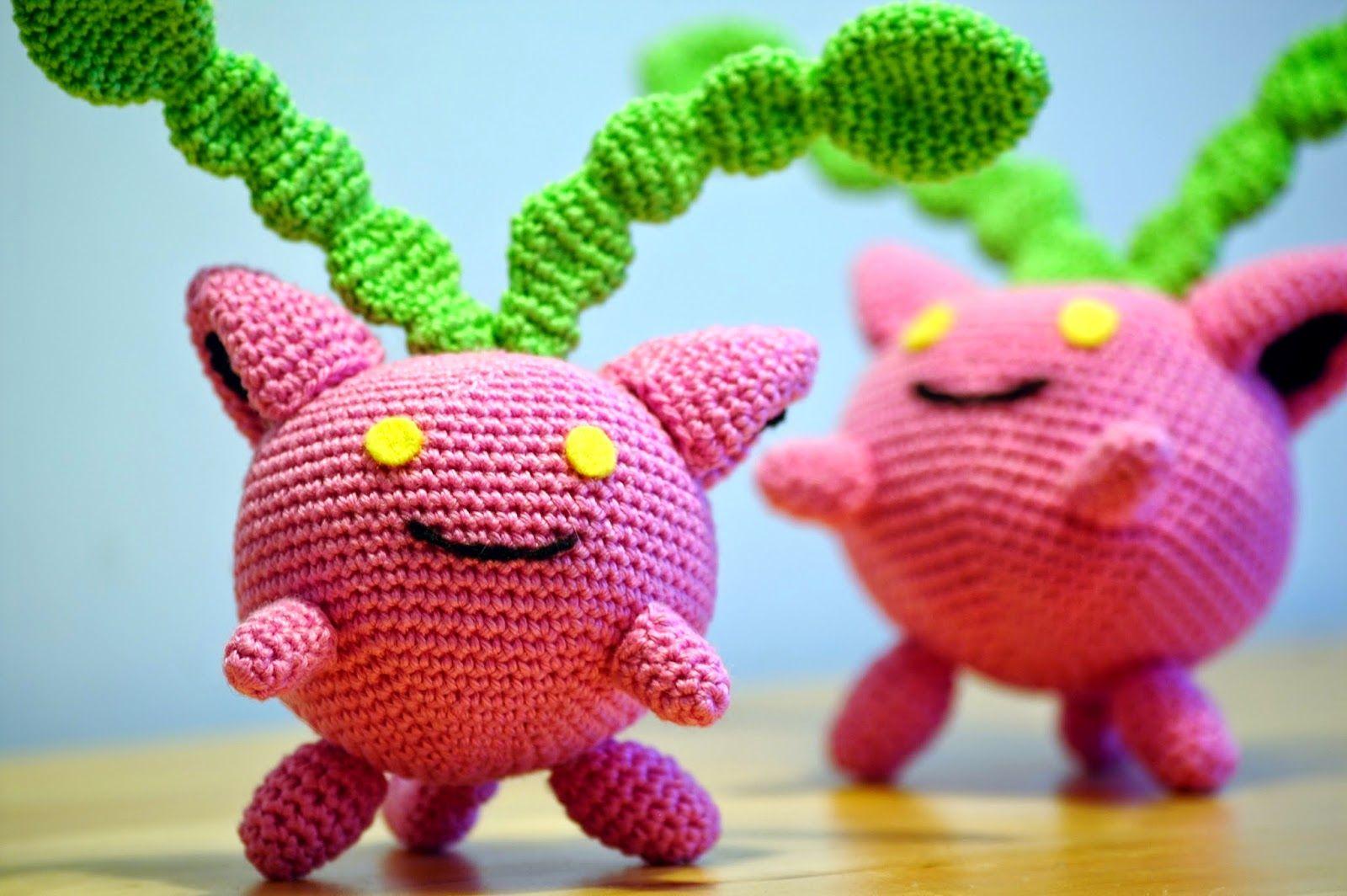 Sabrina\'s Crochet   Knit and Crochet - Pokemon   Pinterest   Pokémon ...