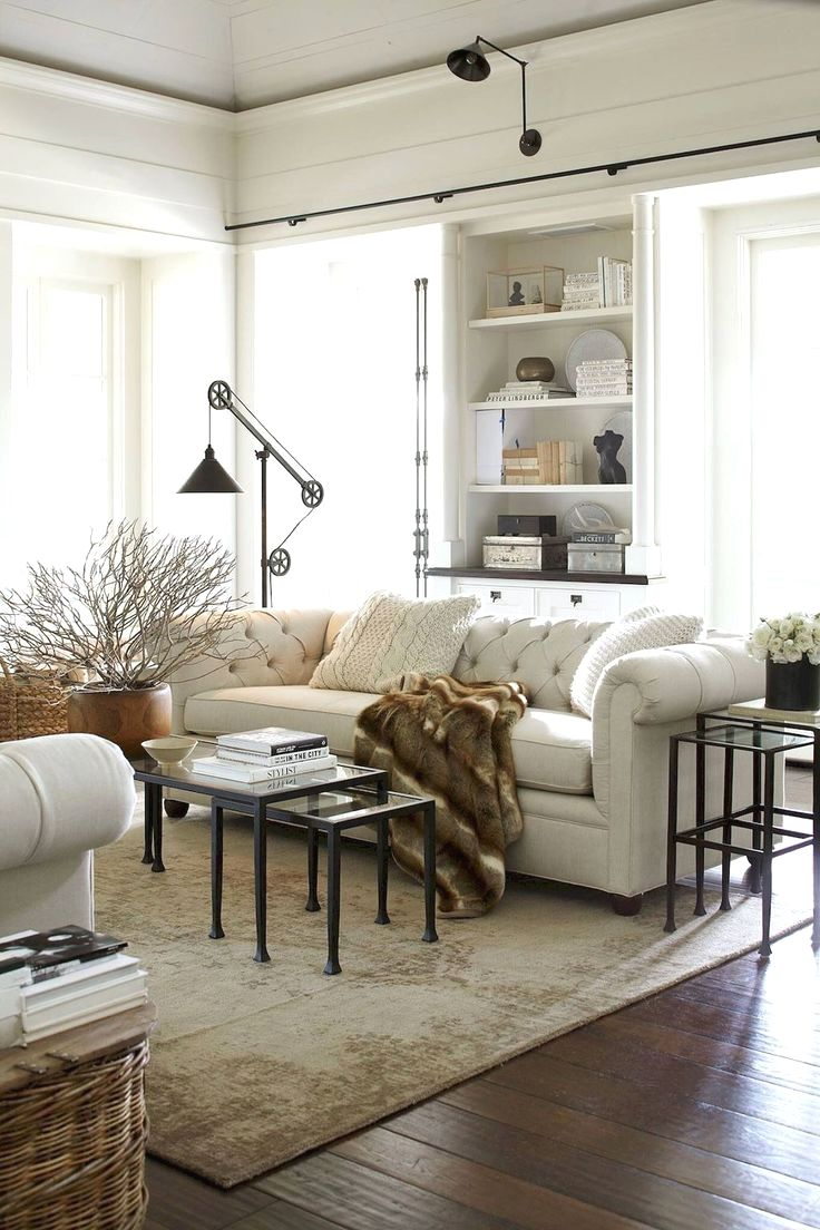 66 Best Farmhouse Living Room Remodel Ideas | Farmhouse style ...