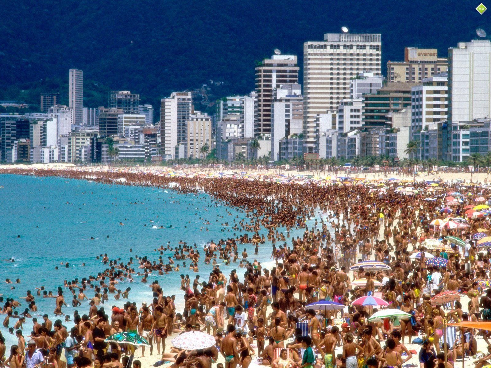 paulo brazil beach Sao