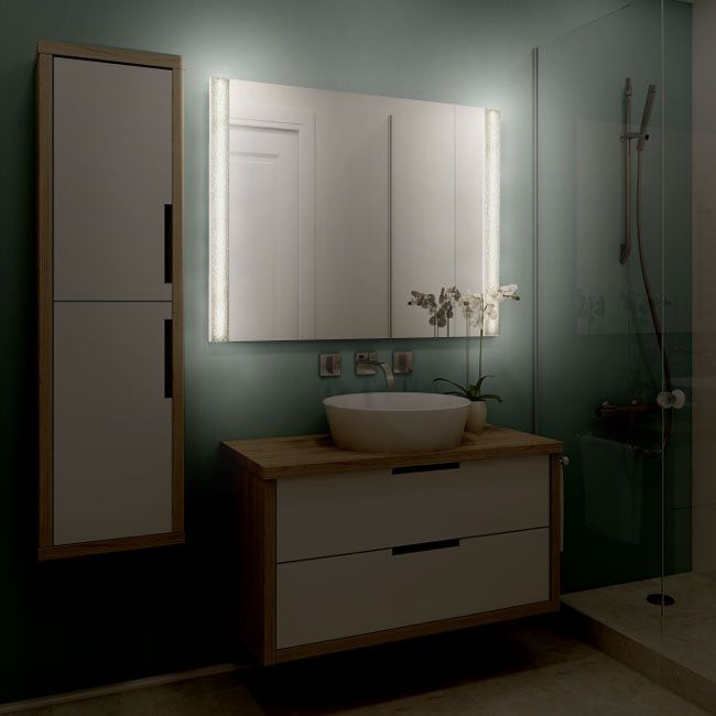 Kylpyhuone solu lights