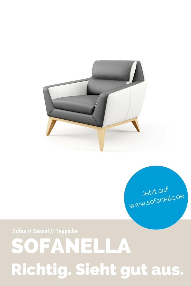 Mehr Entdecken Auf Www Sofanella De Sessel Sofanella Sofa Design Polstermobel Und 3 Sitzer Sofa