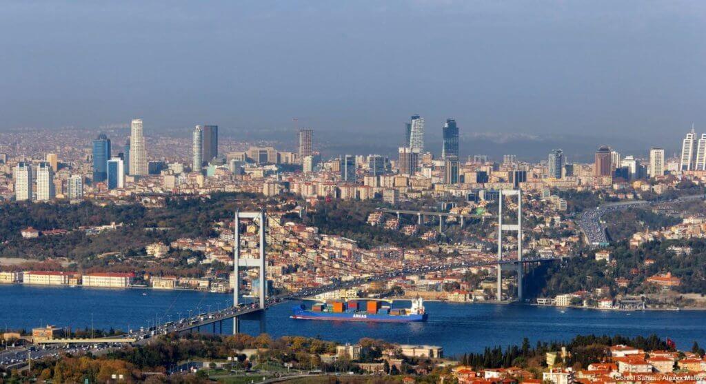 Istanbul Bogazi Tum Detaylariyla Ozellikleri Ve Gezi Rehberi Istanbul San Francisco Skyline Turkey Travel