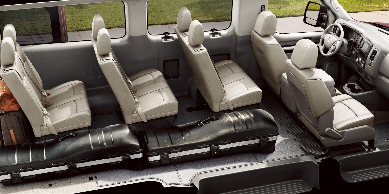 nissan nv passenger interior seat configuration cars. Black Bedroom Furniture Sets. Home Design Ideas