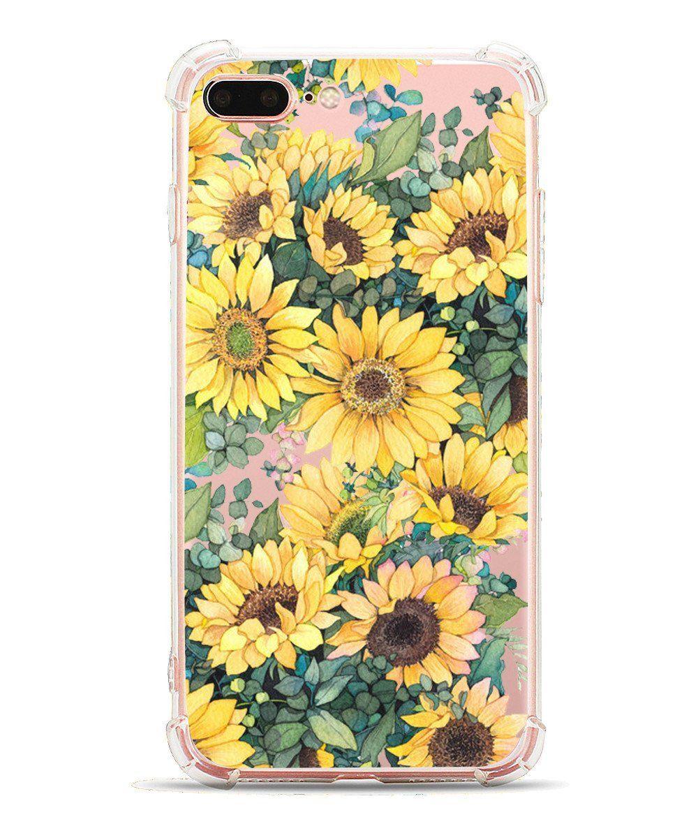 Hepix iphone 8 plus flower case iphone 7 plus case flowers