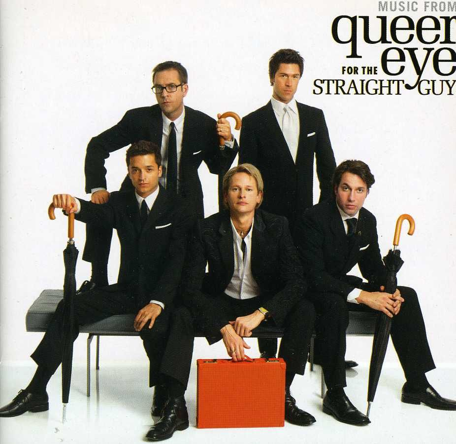 Various Queer Eye for The Straight Guy Queer eye for the