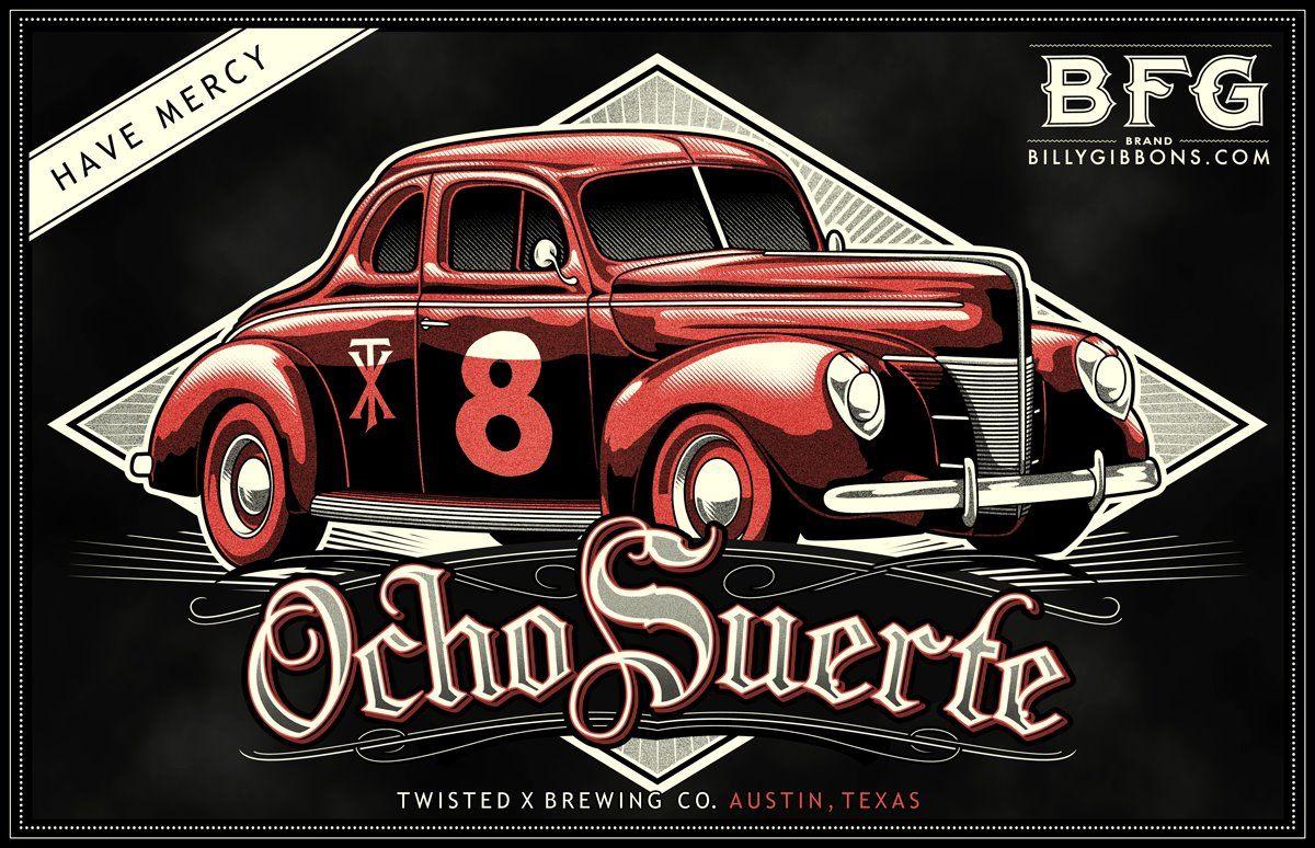 Twisted X Beer Texas Beer Brewing Co Beer