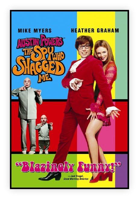 Austin Powers The Spy Who Shagged Me Www Aroundforty