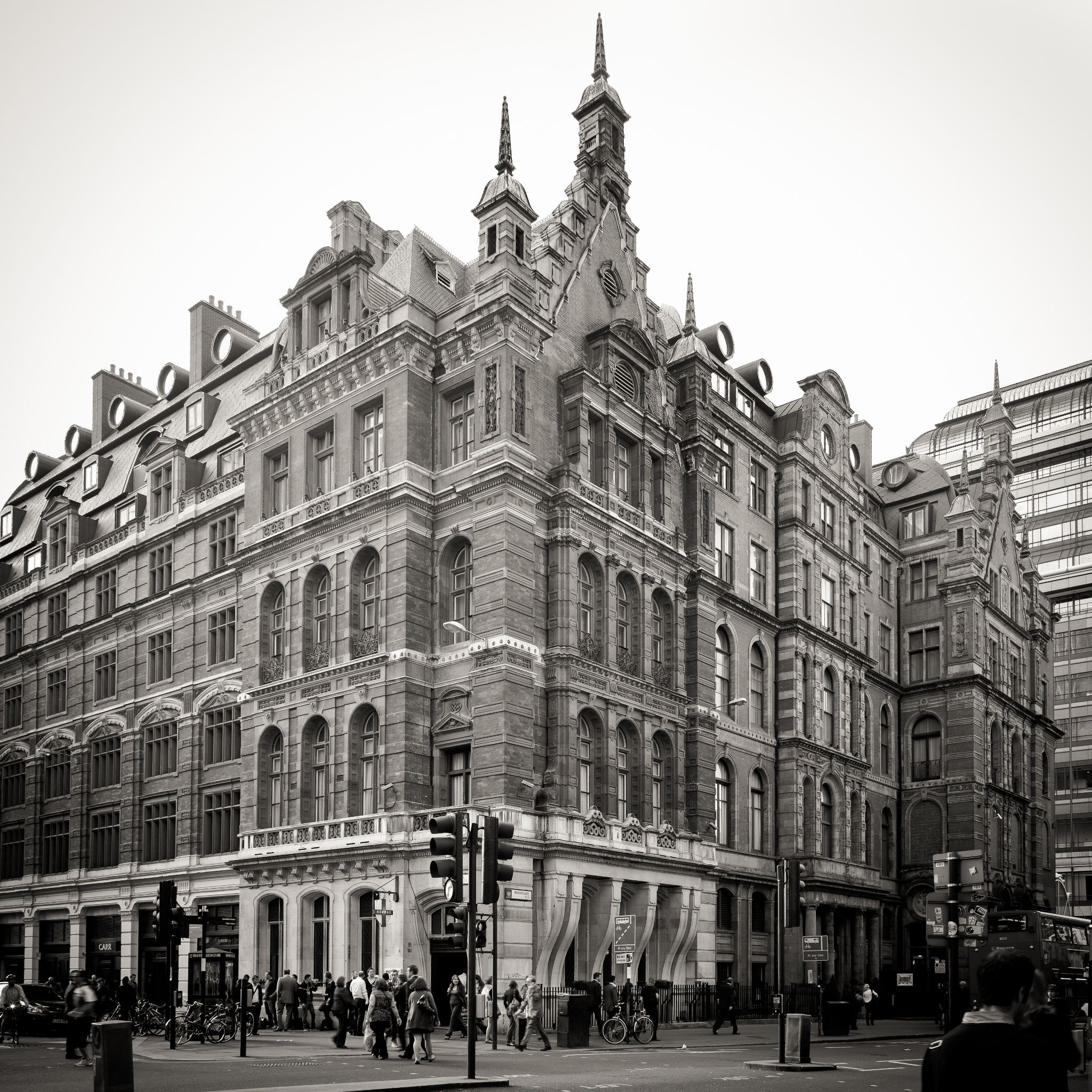 Bishopsgate, London by Abraham Figueiredo on 500px
