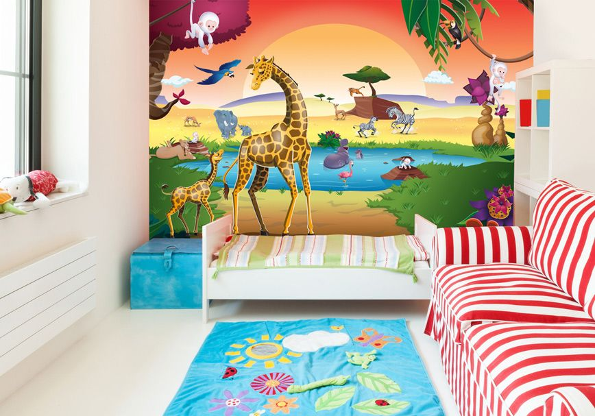 decoration chambre bebe theme jungle perfect baby nursery wall beautifull images about room. Black Bedroom Furniture Sets. Home Design Ideas