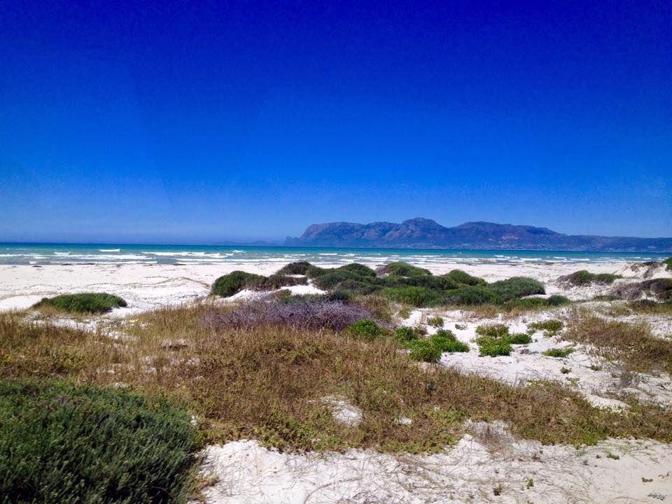 Muizenberg Beach in Muizenberg, Western Cape