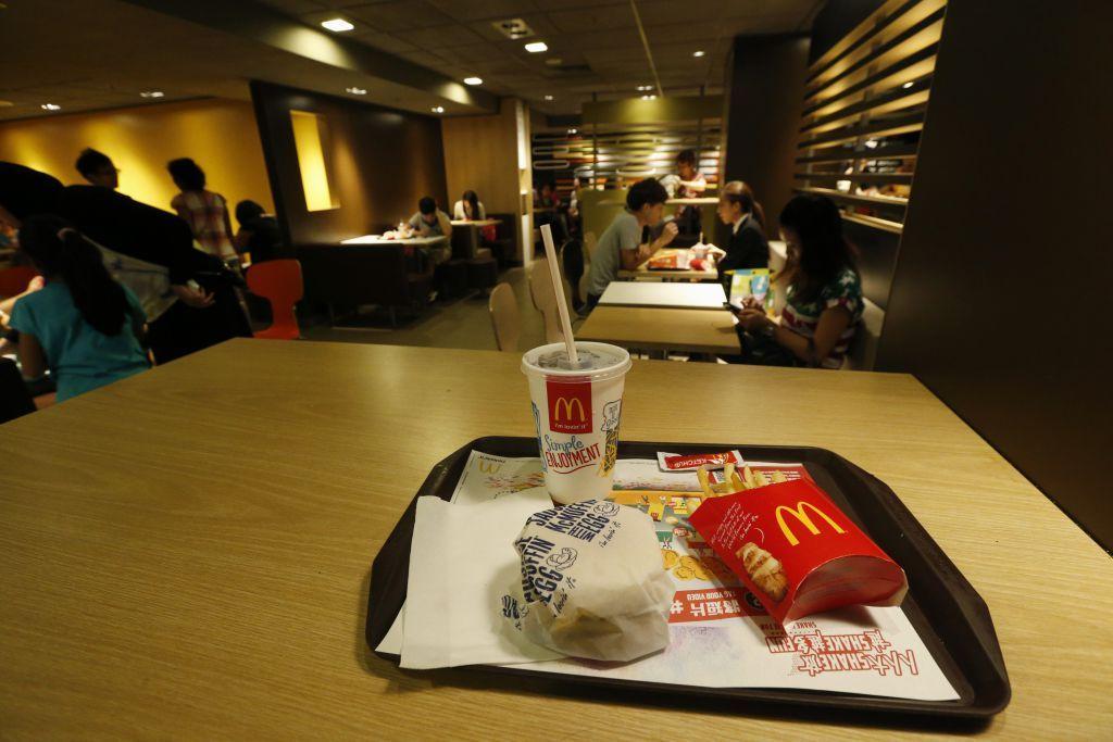 McDonald's defends school film that promotes it as healthy