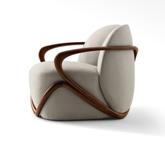 Hug Armchair by Lounge chairs Armchair