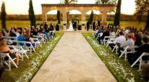 Villa Di Felicita Tyler Tx Wedding Venue