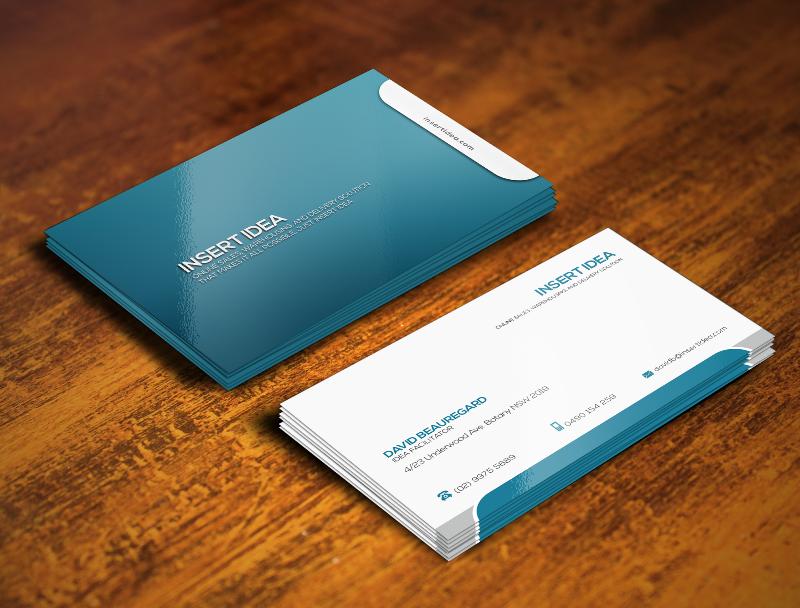 Insert Idea Card Design project | визитки | Pinterest | Design ...