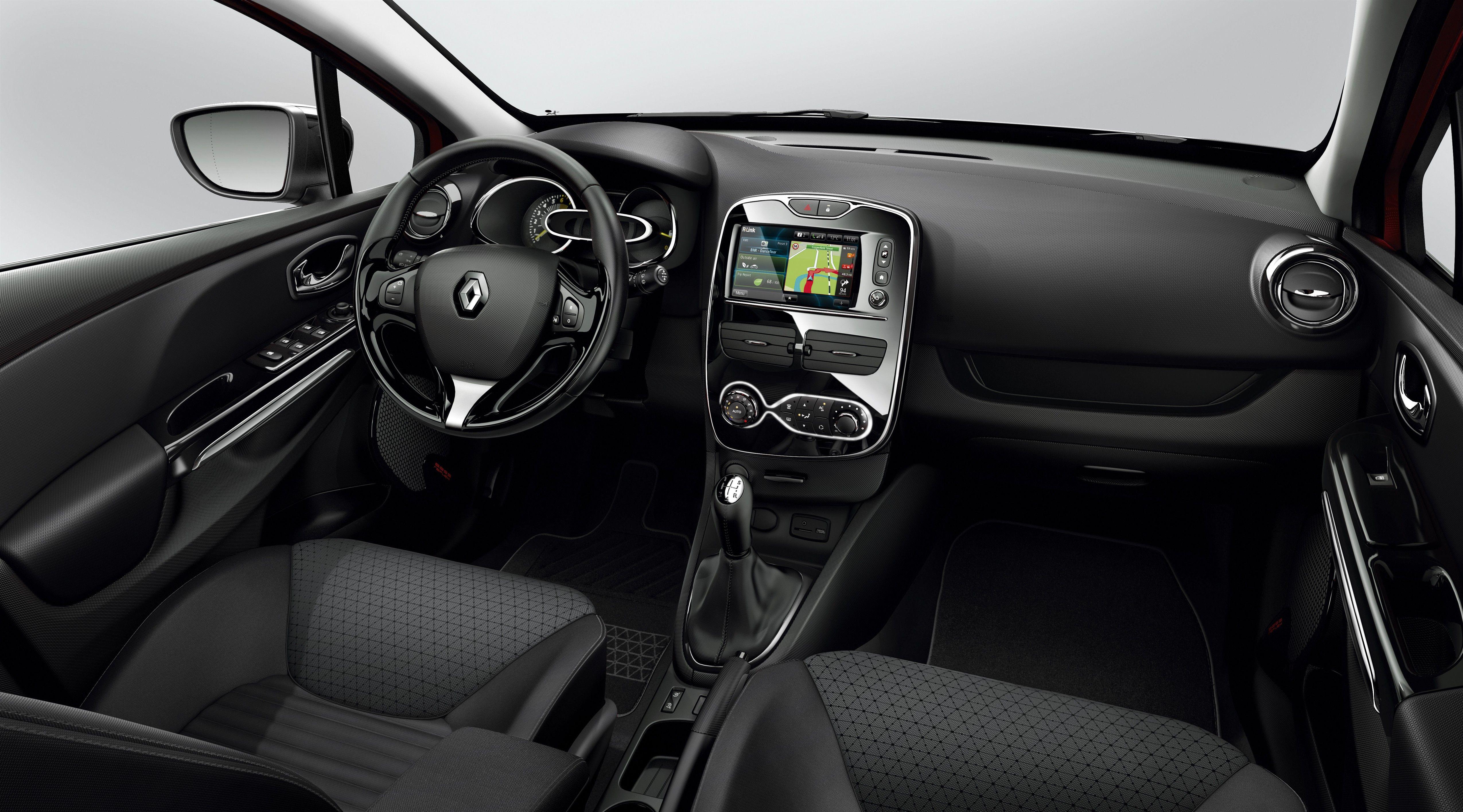 Renault Clio - Interior   Renault Clio   Pinterest   Clio sport ...