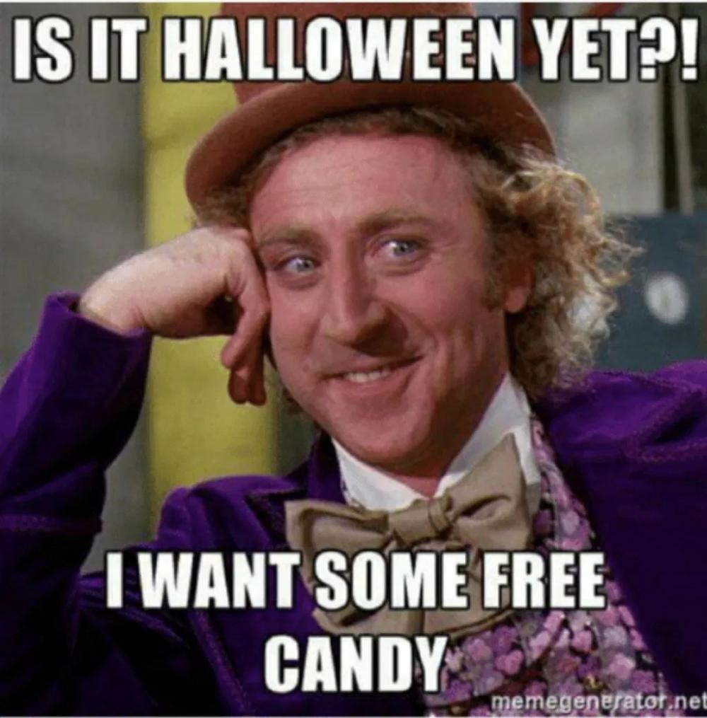 35 Funny Halloween Memes Best Halloween Joke Images Jokes Images Funny Gaming Quotes Funny Halloween Memes