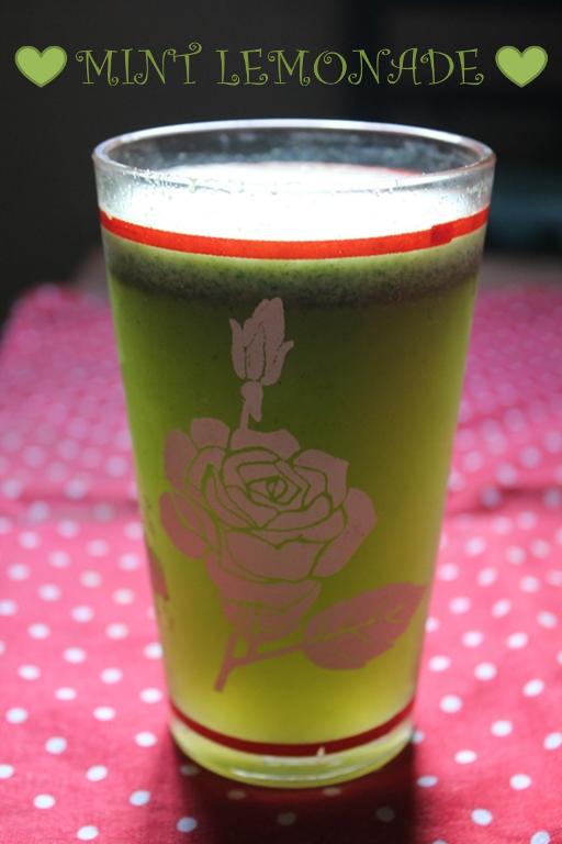 Mint Lemonade Recipe / Mint Juice Recipe / Mint Lemon Juice / Pudhina Juice Recipe - Yummy Tummy