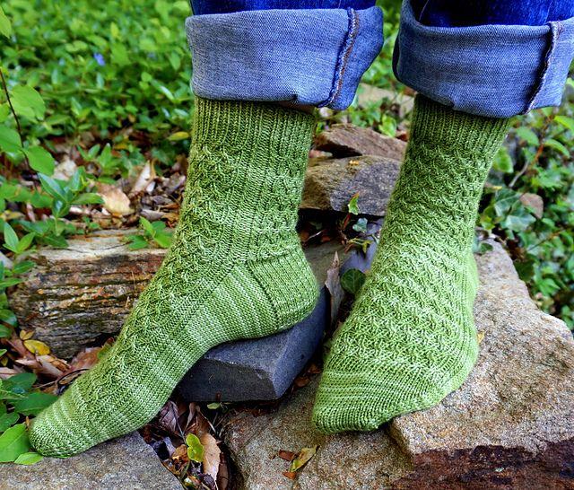 Bayley Socks pattern by Emily Wood | Socks, Pattern