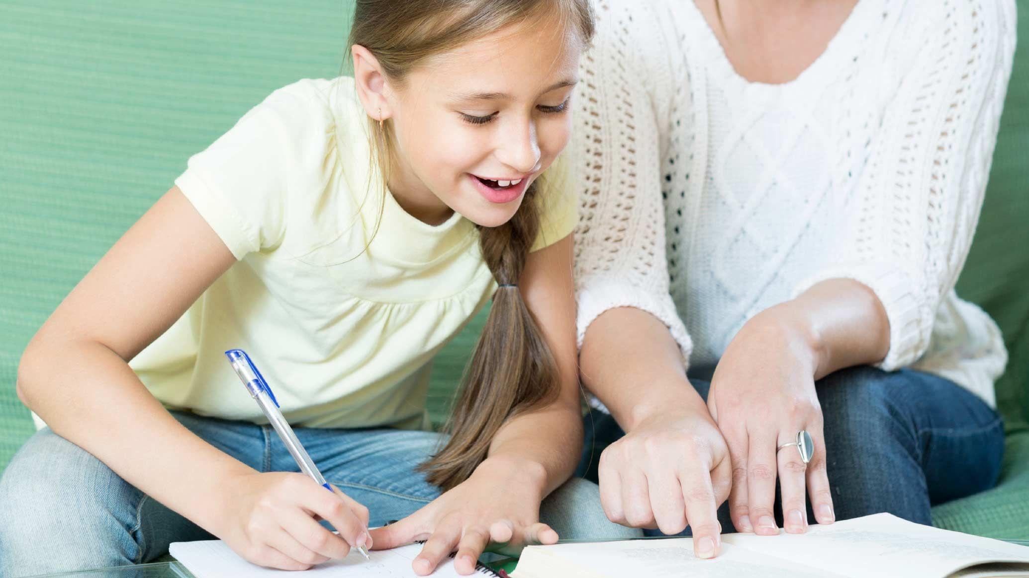 Does homework help improve grades