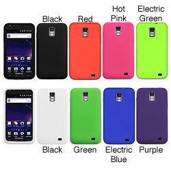 wholesale dealer 09dd9 b3701 Premium Samsung Galaxy S2/S II Skyrocket Silicone Case | Overstock ...