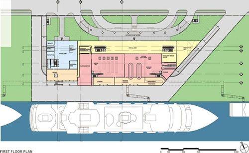 Portofkaohsiunggrounddesign Terminal Beach Pinterest - Port design