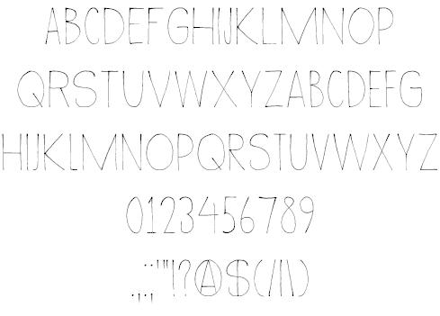 DK Wayang Font | Fonts | Poster fonts, Fonts, Lettering styles