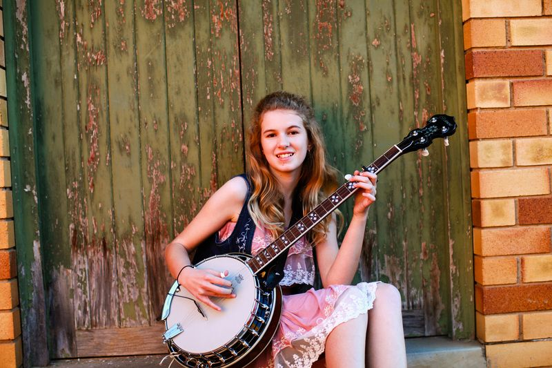 Check out taylor pfeiffer the banjo girl on reverbnation