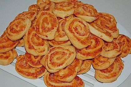 Pizzaschnecken von stanze | Chefkoch #aperodinatoirefacile