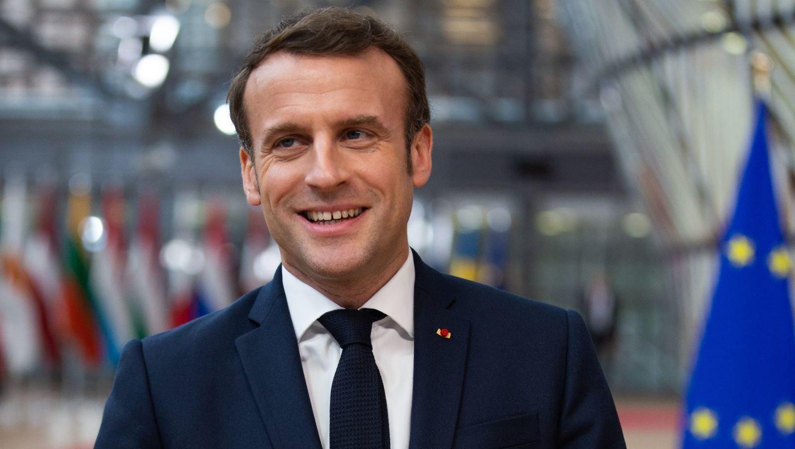 Resume Macron Discours 14 Juin 2020