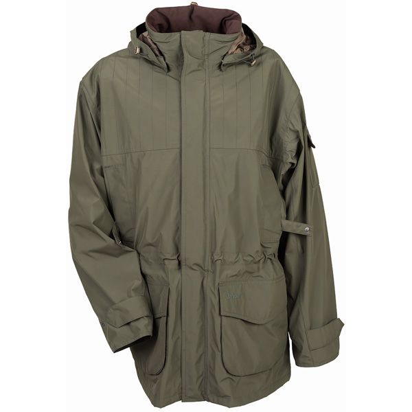 Barbour Darley Jacket is made with a completely #waterproof outer ...
