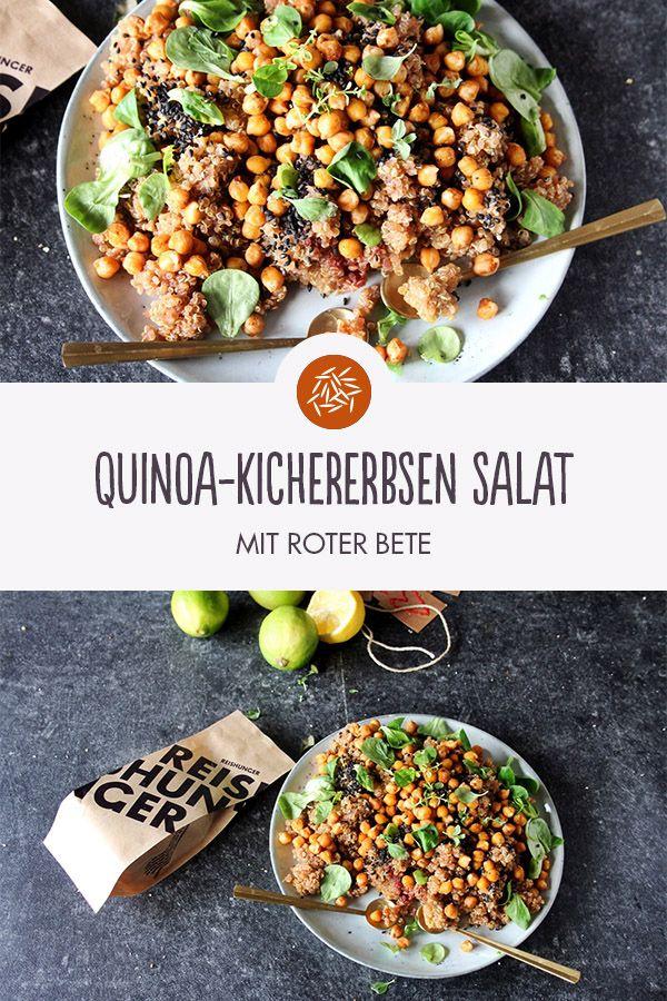 Photo of Recipe for quinoa chickpea salad