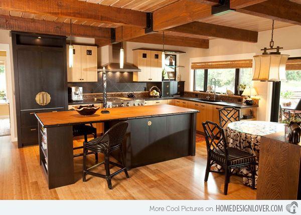 15 Glamorous Asian Kitchen Design Ideas Home Lover