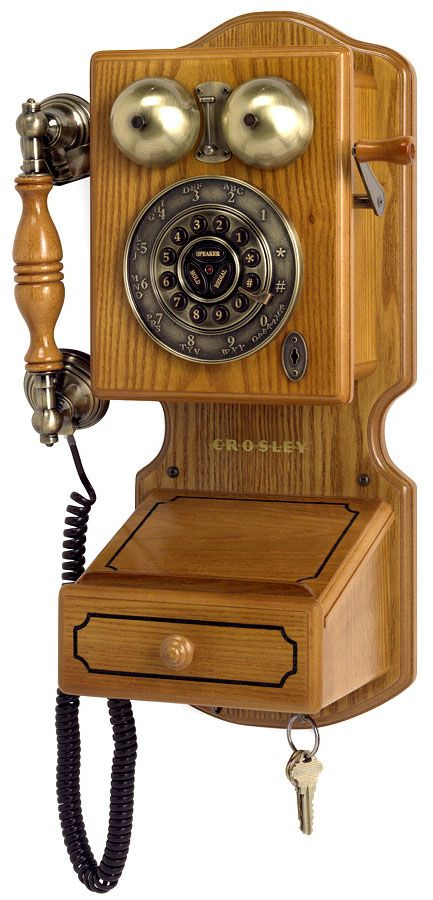 telephone mural bois crosley
