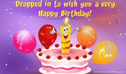 Pin by Colleen Delaney on Birthday – Free Online Animated Birthday Cards