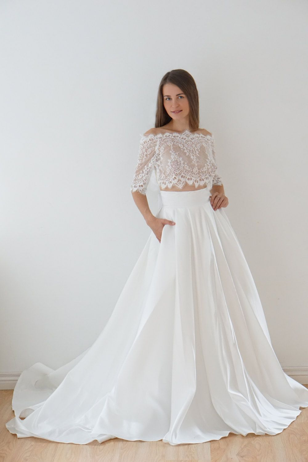 Lace tops for Wedding Dresses - Dresses for Guest at Wedding Check ...