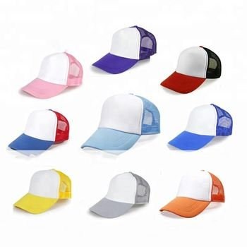 cfb5e59f49c Custom Design Cotton Blank Sublimation Summer Hat and Cap for Heat ...